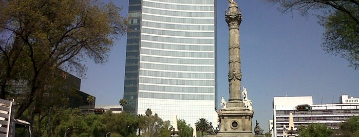 Torre HSBC is one of Lugares favoritos de Roberta.