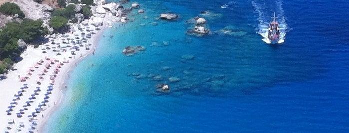 Apella Beach is one of Karpathos.