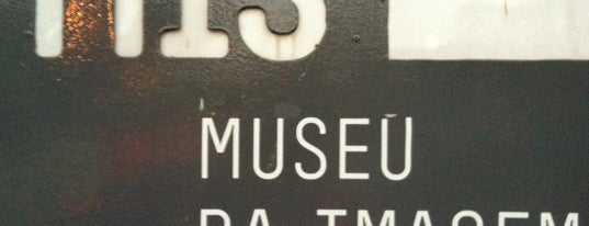 Museu da Imagem e do Som (MIS) is one of SP.