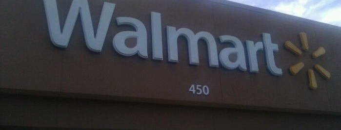 Walmart is one of Orte, die Gary gefallen.