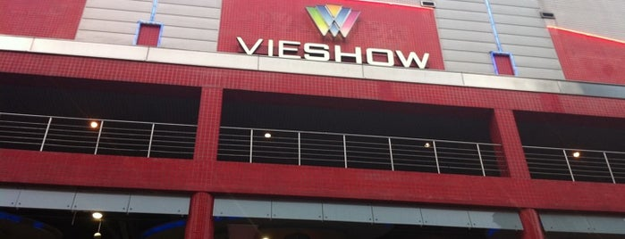 Vieshow Cinemas is one of Taipei Travel - 台北旅行.