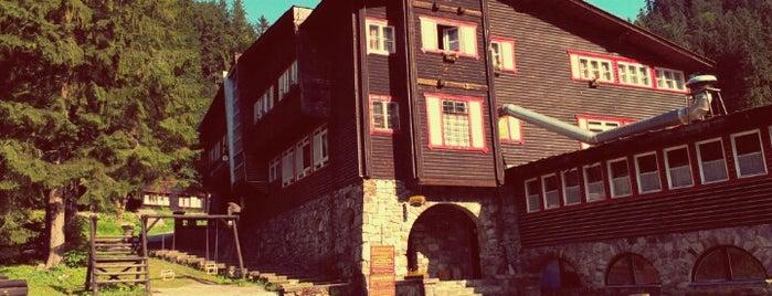 Chata Vrátna is one of Turistické chaty SK, CZ, PL.
