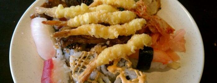Tsukiji Fish Market & Restaurant is one of Honolulu: The Big Pineapple #4sqCities.
