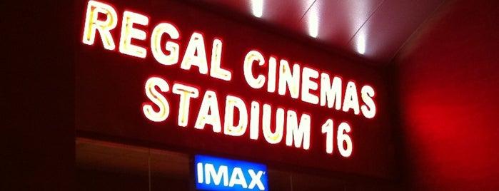 Regal Aliante & IMAX is one of Locais curtidos por Randy.