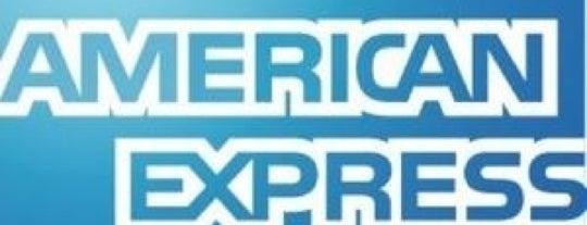 Figini is one of American Express - Venue list.
