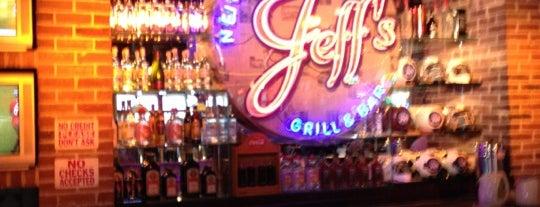 Jeff's is one of Lugares favoritos de Renia.