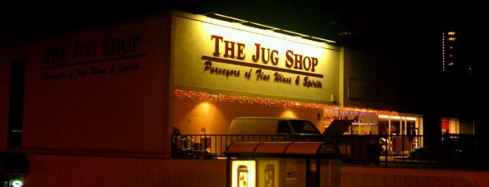 The Jug Shop is one of WINE BARS.
