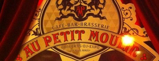Au Petit Moulin is one of Bars privatisables à Paris.