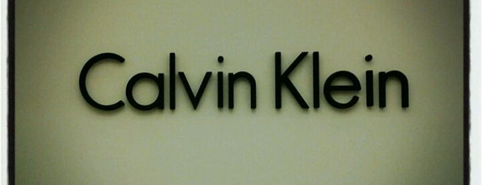Calvin Klein, Inc is one of NY.
