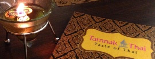 Tamnak Thai is one of JAKARTA Dining Extravaganza.