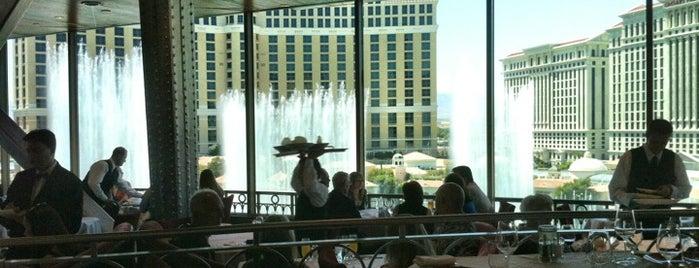 Eiffel Tower Restaurant is one of Eating Las Vegas: 50 Essential Restaurants 2013.