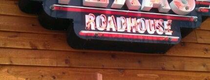 Texas Roadhouse is one of Orte, die Octavio gefallen.