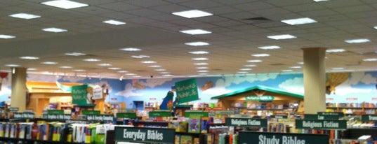 Barnes & Noble is one of Bismarck Usuals.