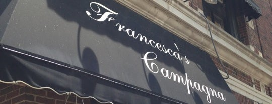Francesca's Campagna is one of Robert: сохраненные места.