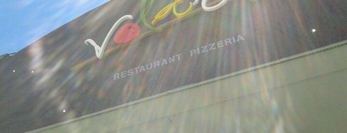 Pizzeria Volare is one of Restaurantes.