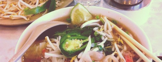 Phở Sô 1 is one of Check It Out.