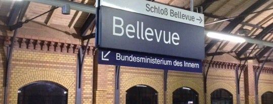 S Bellevue is one of Orte, die Thilo gefallen.