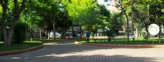 Atapark is one of Locais curtidos por Hülya.