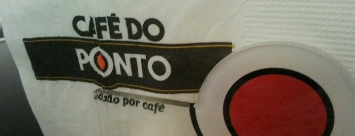 Café do Ponto is one of Edgard von Villon Imbóさんのお気に入りスポット.
