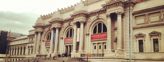 Museo Metropolitano de Arte is one of NYC.