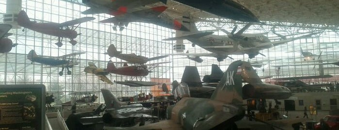 The Museum of Flight is one of 2012 MLA Seattle.