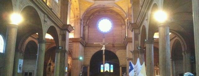 Capilla Virgen de Gracia is one of Chiloe 2012.