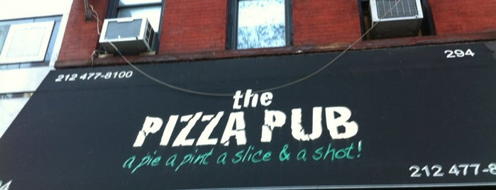 The Pizza Pub is one of Pizza-To-Do List.