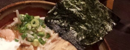 麺彩 ぎんや is one of 拉麺マップ.