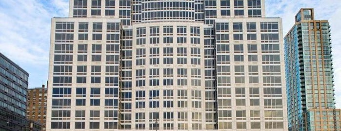 Trump Place is one of Top 100 Condo Buildings.