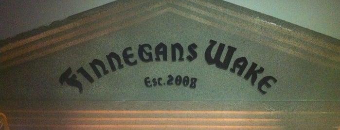 Finnegan's Wake 芬尼根酒吧 is one of Nanjing.
