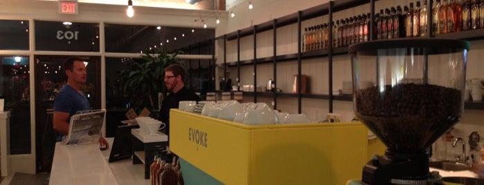 Cafe Evoke is one of Worldwide coffee TODO.