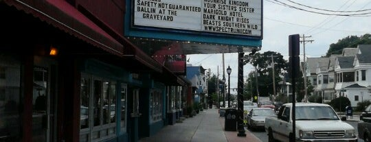 Spectrum 8 Theatres is one of Albany.
