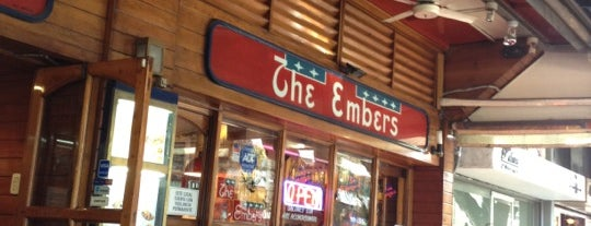 The Embers is one of Restaurantes.