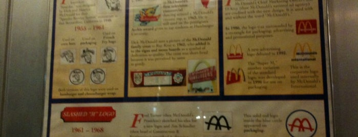 McDonald's Museum is one of CALIFORNIA\VEGAS_ME List.