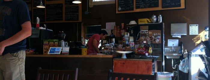 Red June Cafe is one of My Coffee Adventure.