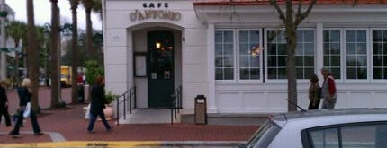 Cafe D'Antonio is one of Orlando.