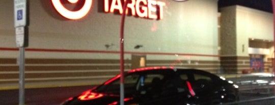 Target is one of Lieux qui ont plu à $PAR☆LE aka.