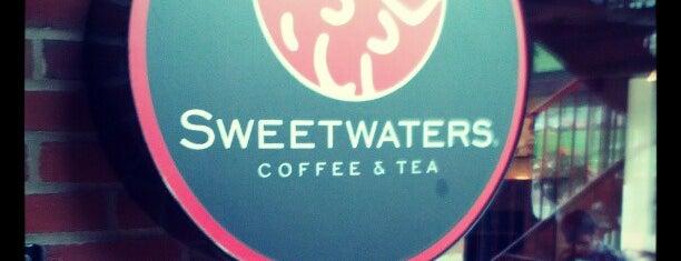 Sweetwaters Coffee & Tea Kerrytown is one of Ann Arbor Delivery.