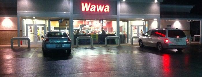 Wawa is one of Tempat yang Disukai Sorora.