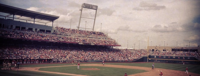 TD Ameritrade Park is one of Omaha Venues.