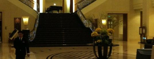 大億麗緻酒店 Tayih Landis Hotel is one of 2: сохраненные места.
