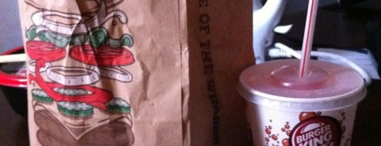 Burger King is one of สถานที่ที่ Vito ถูกใจ.