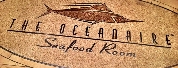 Oceanaire Seafood Room is one of Restaurant You Must Try 🍷🥧.