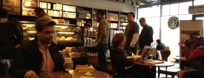 Starbucks is one of Mario : понравившиеся места.