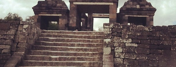 Kraton Ratu Boko (Ratu Boko Palace) is one of Destination In Indonesia.