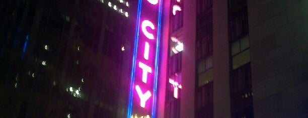 Radio City Music Hall is one of NYC SoHo . TimesSquare . 5th-8thAve . EastVillage.