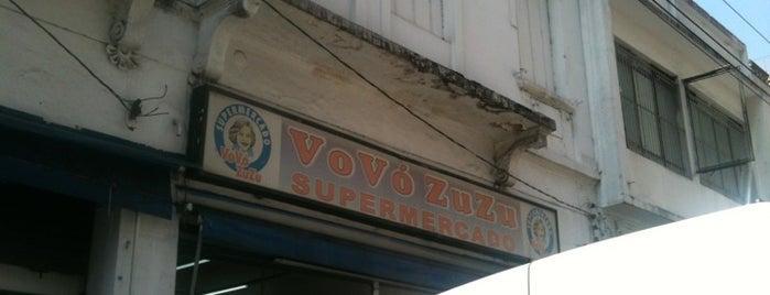 Supermercado Vovó Zuzu is one of Sampa.