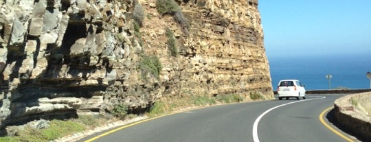 Chapman's Peak Drive is one of South Africa recommendations.