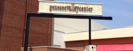 Genesee Valley Center Mall is one of 416 Tips on 4sqDay 2012.