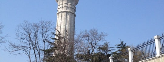 Beyazıt Kulesi is one of Istanbul.
